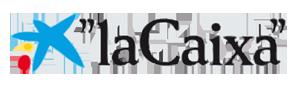 Logotip de La Caixa