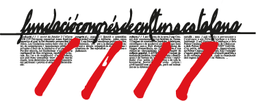 Logotip de la Fundació Congrés de Cultura Catalana
